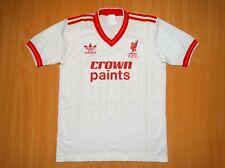 sale Liverpool 1985 1986 away shirt jersey ADIDAS camiseta soccer football 85 86