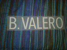 B. VALERO NOME  MAGLIA FIORENTINA  OFFICIAL