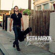 Keith Harkin 'On Mercy Street' (CD, Mar-2016, Blue Élan Records)