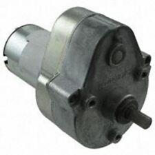 GEARMOTOR 27 RPM 12VDC