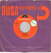 "Jimi Hendrix  ""Crosstown Traffic  ""  b/w   "" Gypsy Eyes""    Mexico  7""  promo"