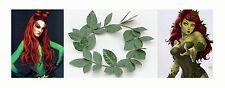 Poison Ivy Halloween Fancy Dress Green Laurel Roman Wreath Leaf Garland Headband