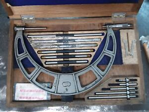 6 to 12 inch micrometers