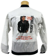 Michael Jackson 1988 UNCF Exclusive Epic Records Event Jacket Size XXL