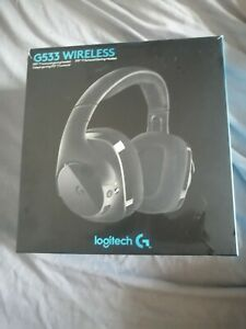 LOGITECH G533 Wireless 7.1 Gaming Headset - Black