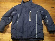 Kinder Winter Jacke 128 Blau