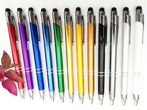Personalised Stylus Ballpoint Pen Promotional Pen School leaving Birthday Gift