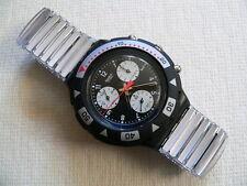 1999 Aquachrono swatch watch  Laser  -  SBB109  Never worn