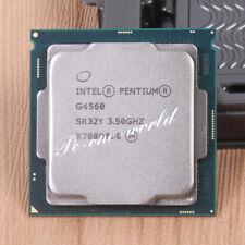 100% OK SR32Y Intel Pentium G4560 3.5GHz Dual-core Processor CPU
