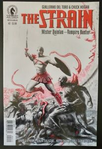 The STRAIN #2 Mister Quinlan Vampire Hunter (2016 DARK HORSE Comics) VF/NM Book