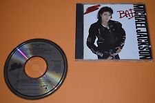 Michael Jackson - Bad / EPIC 1987 / Made In Japan