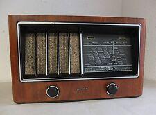 Tubos radio Lorenz Super 200 Antique Tube radio reciever
