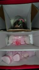 """Nrfb Marie Osmond Rosey Le Wall Flower Vinyl Doll About 13"""" High C4386"""