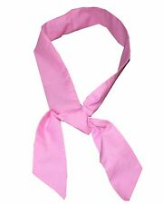 "The""Pale Pink"" Neck Cooler Scarf Ice Cold Therapy Tie Wrap SIZE:  ""5cm x 100cm"""