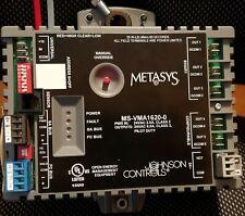 Johnson Controls Metasys Brand Ms Vma1620 0 Vav Controlleractuator 1ui3bo2co