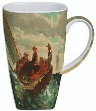 McIntosh Fine Bone China -American Masters Winslow Homer Breezing Up Grande Mug