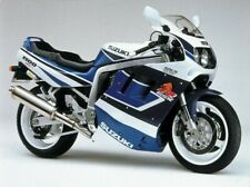 SUZUKI GSXR1100M GSXR1100-M 1991 FULL DECAL KIT FOR BLUE/WHITE BIKE