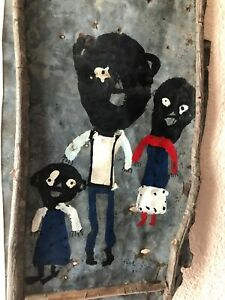 Buddy Snipes Southern Art Outsider Artist Folk Art