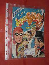 ALBUM FIGURINE SUPERGULP FUMETTI TV-B- NO COMPLETO N° 47/240-LAMPO FLASH 1978