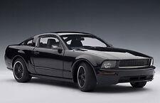 AUTOART 1:18 2008 FORD BULLITT Black MUSTANG GT