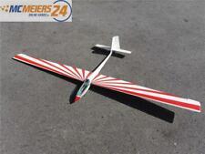 E254 ASW / ASK - Flieger Segelflugzeug aus Bausatz ca. 244 cm GFK