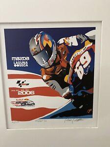 Moto GP Artwork Moto GP 2006  Nicky Hayden