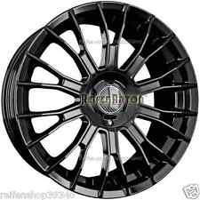 Azev Y Nero 8,5x19 ET35 5x120 Alufelge Schwarz Glanz für VW T 5