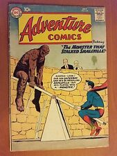 Dc Adventure Comics, Vol. I # 274 (July, 1960) Monster That Stalked Smallville