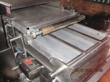 Moline dough sheeter moulder stainless steel 1-6 month guarantee & Shipping