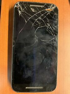 Motorola XT1548 MOTO G - 8GB - Black (Unknown Carrier)  !! FOR PARTS ONLY !!