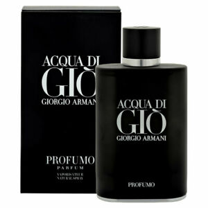 Giorgio Armani Acqua Di Gio Profumo Eau De Parfum 125ml Spray