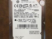 Hitachi HTS545032B9A302 PN:0J13963 MLC:DA3846 Apple#655-1539F 320gb Sata HDD