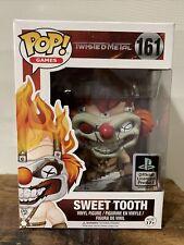Funko Pop! Games Twisted Metal Sweet Tooth Vinyl Figure #161