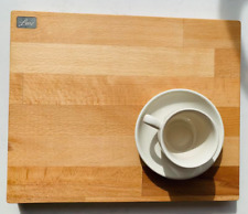 WOODEN CHOPPING CUTTING BOARD FOOD SAFE HARD WEARING FREE DELIVERY