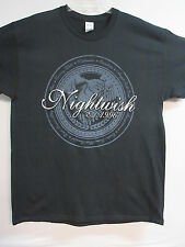 NEW - NIGHTWISH 2016 TOUR BAND  CONCERT MUSIC T-SHIRT EXTRA LARGE