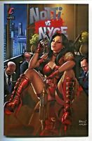 Notti & Nyce #11 Alex Kotkin NICE Variant Cover Counterpoint Comics SOLD OUT!