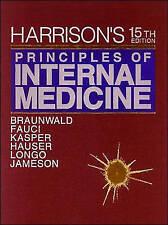 Harrison's Principles of Internal Medicine-ExLibrary