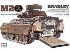 Tamiya 35132 US Army M2 Bradley IFV 1/35 Scale Plastic Model Kit