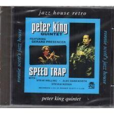 King Peter Quintet - Speed Trap - CD - Neu / OVP