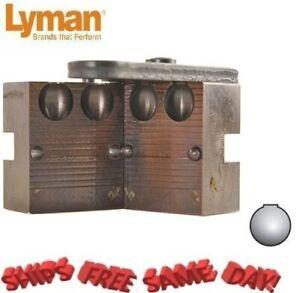 Lyman Bullet 2 Cav Mold, Round Ball, 45 Cal, 445 Diameter NEW! # 2665445