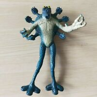 """Men In Black (MIB) 5.5"""" Figure Mikey Bendable Alien Figure GTI 1997 Galoob"""
