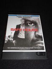 SAFE HOUSE DVD (LIKE NEW) SEE DESCRIPTION