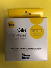 Yale Assure Lock Z-Wave Network Module - New in Box