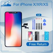 US For iPhone X XR XS Max 11 Pro OLED LCD Touch Screen Digitizer Replacement