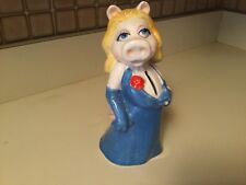 Vintage Muppets MISS PIGGY Coin Bank by Sigma - 1980s