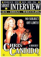 Chris Candido Shoot Interview DVD ECW WWE WWF XPW WCW Wrestling Sunny
