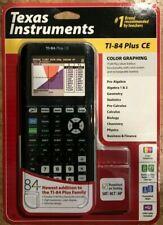 New ListingTexas Instruments Ti-84 Plus Ce Graphing Calculator