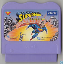 TOP!!! V.Smile Spiel vtech!!! Superman!!!