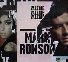 "MARK RONSON FEAT. AMY WINEHOUSE ""VALERIE"" CD SINGLE NEW+"
