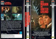 (VHS) Der Mann im Hintergrund - Tom Berenger, Mimi Rogers, Lorraine Bracco